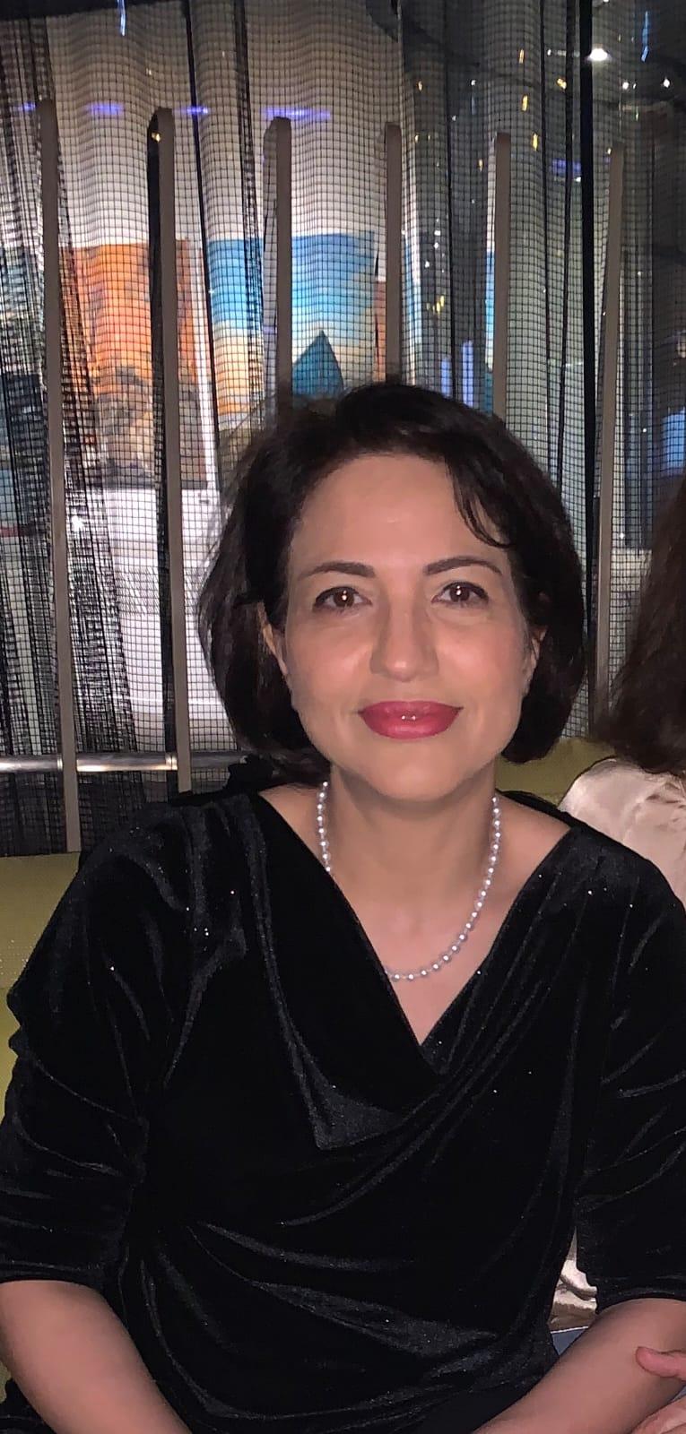 Dr Behnaz Khosravi image